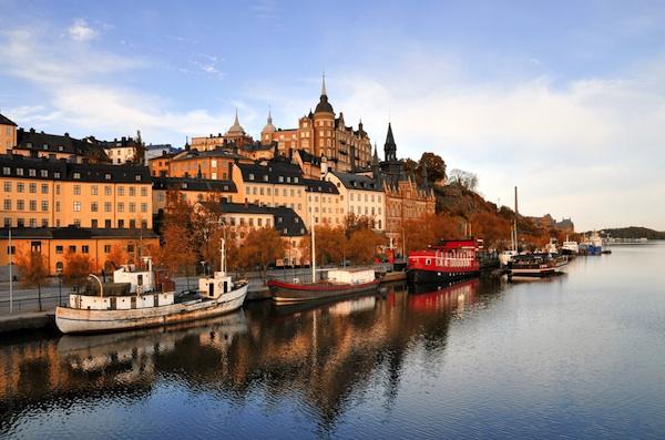 Svensk Areamätning Stockholm
